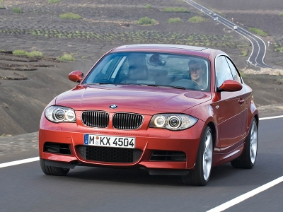 BMW 1 Coupe / купе