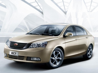 Geely Emgrand / седан