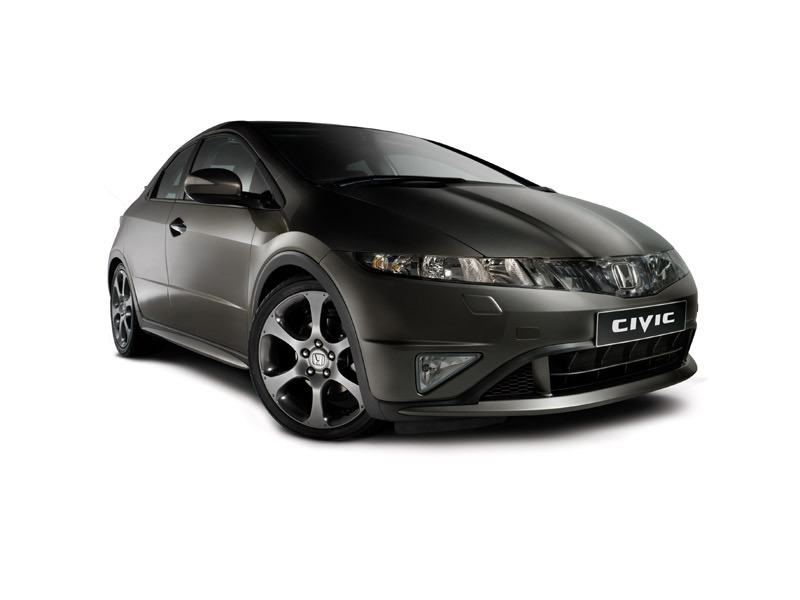 Honda Civic 5D New