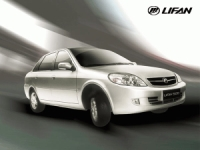 LIFAN Breez Sedan