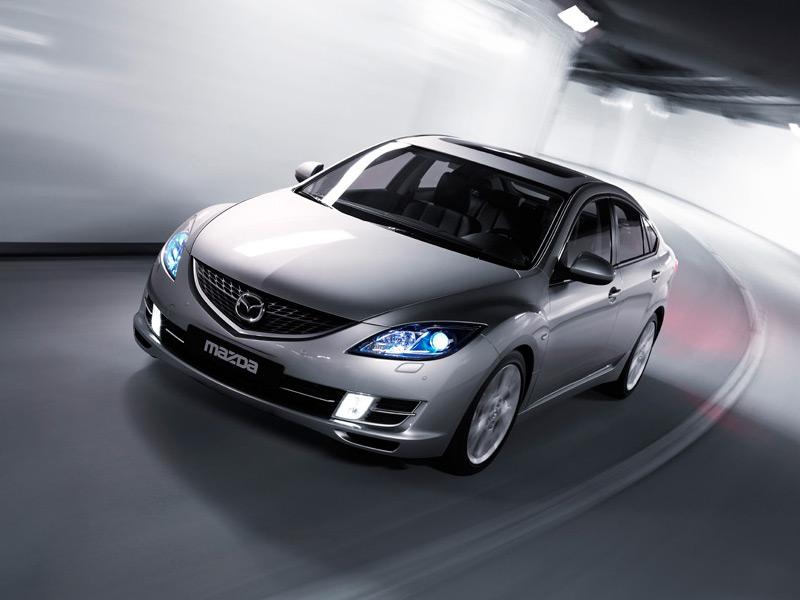 Mazda 6: автомобіль, який вас розуміє