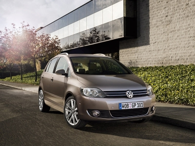 Volkswagen Golf Plus VI / хэтчбек