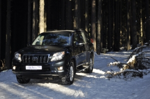 Культ личности Land Cruiser Prado